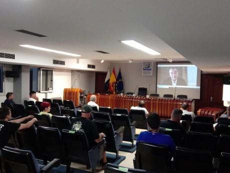 Reunión entre AEMOTO y el Ayto. de Las Palmas de G.C.