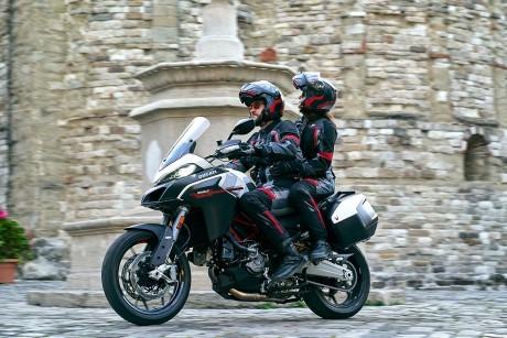 En agosto, cuatro años de garantía en todas las Ducati y Ducati Scrambler