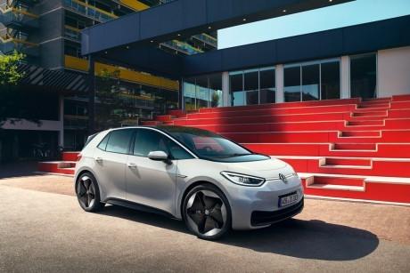 Récord de autonomía para el VW ID.3