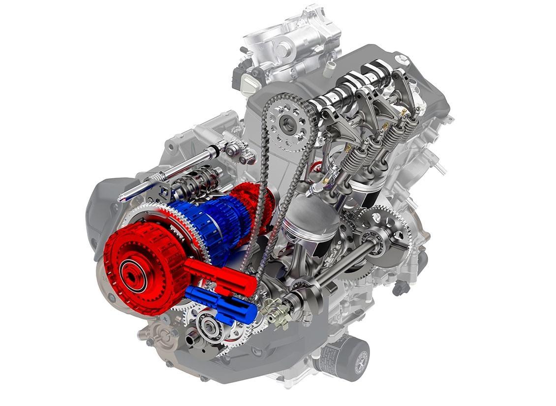 La transmisión DCT de Honda cumple 10 años
