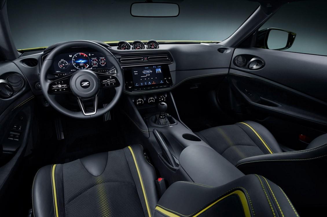 El nuevo Nissan Z está de camino