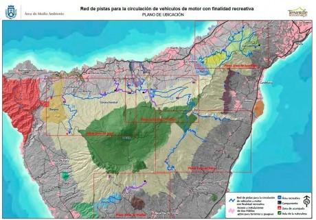Tenerife: ejemplo de regulación de la moto de campo