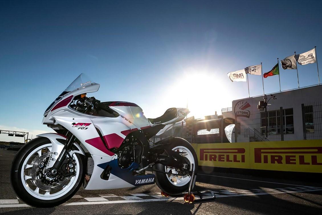 Yamaha rendirá homenaje a Fabrizio Pirovano