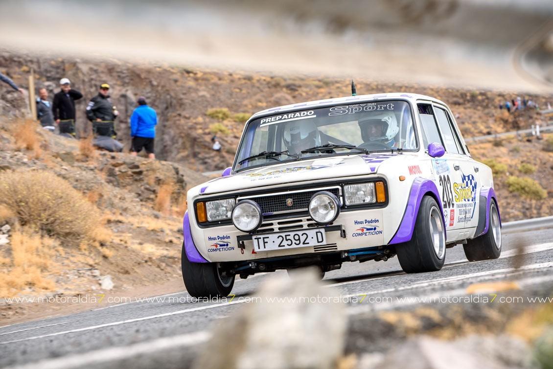 Éxito de inscripción para 4º Rallysprint Era del Cardón
