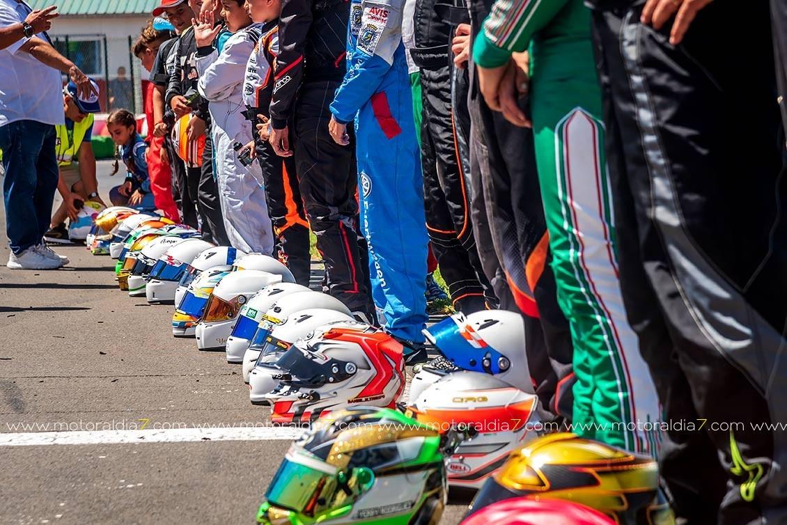36 equipos para el regional de Karting