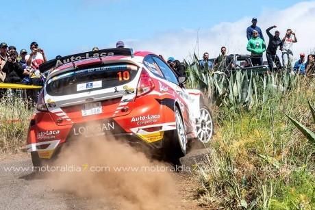 Dos Rallys Islas Canarias en cinco meses