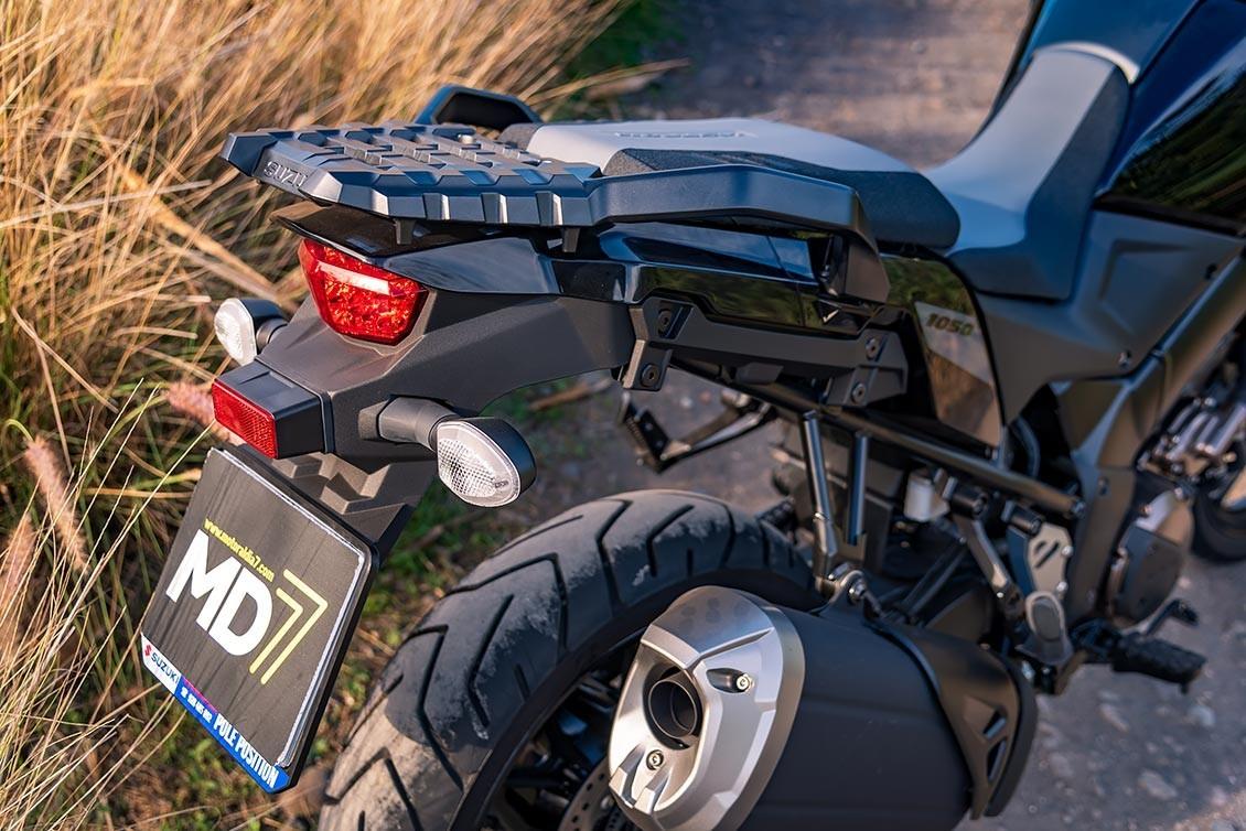 DL1050 V-Strom, el equilibrio perfecto
