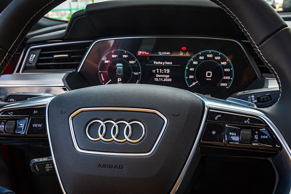 Audi e-tron Sportback, un eléctrico con mayúsculas