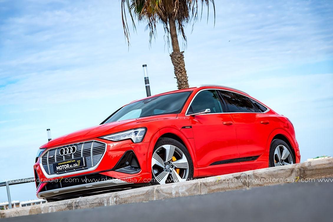 Audi e-tron Sporback