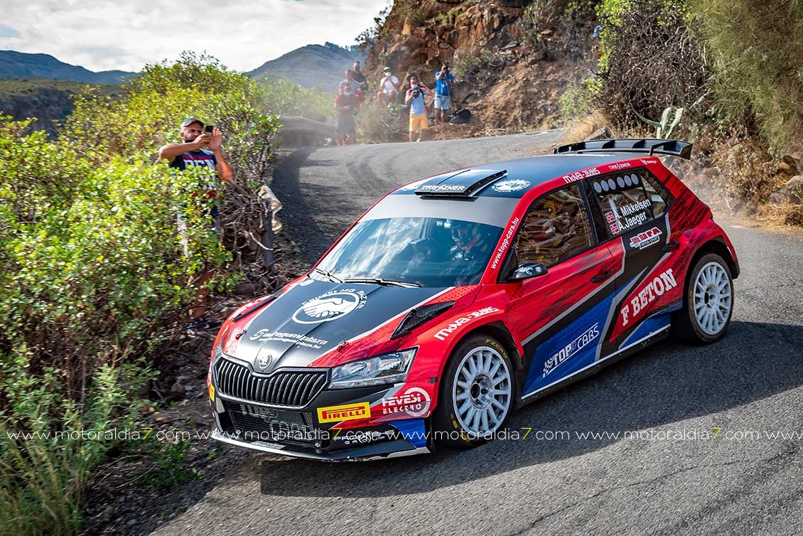 ERC + SCER + CERA: 44º Rallye Islas Canarias [26-28 Noviembre] - Página 2 37462