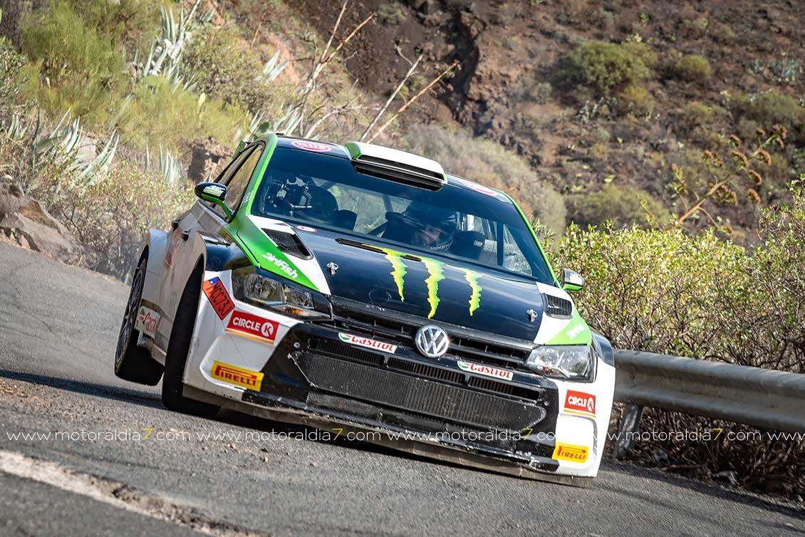 ERC + SCER + CERA: 44º Rallye Islas Canarias [26-28 Noviembre] - Página 2 37480