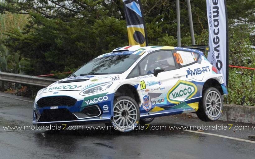 1ª Etapa 44º Rally Islas Canarias