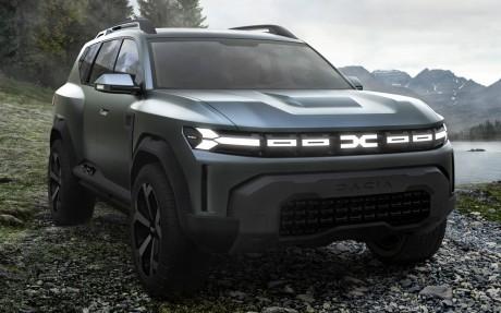 Dacia Bigster, un paso adelante