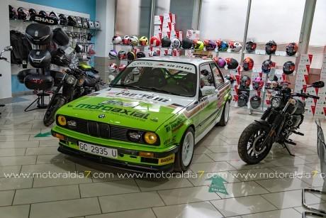 Nuevos colores para el Auto Vintage Rally Team