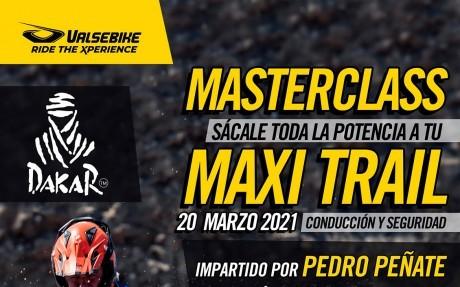 Masterclass MaxiTrail