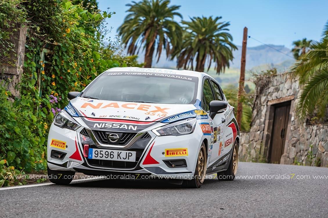 El DRI Sport Racing afronta el 45º Rally Ciudad de Telde