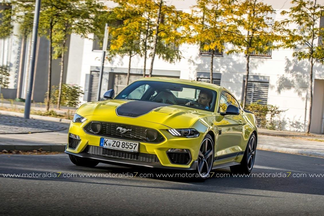 El Ford Mustang el deportivo más vendido en todo el mundo
