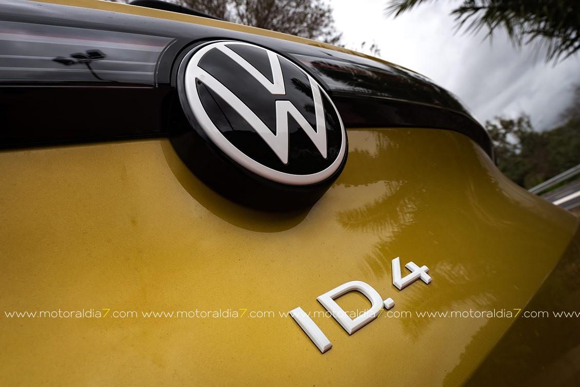 ID.4 el primer SUV eléctrico de Volkswagen
