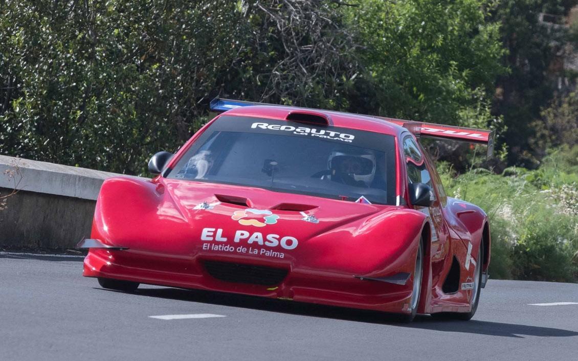Jorge Rodríguez y Aitor León, los más rápidos de la IV Subida San Isidro