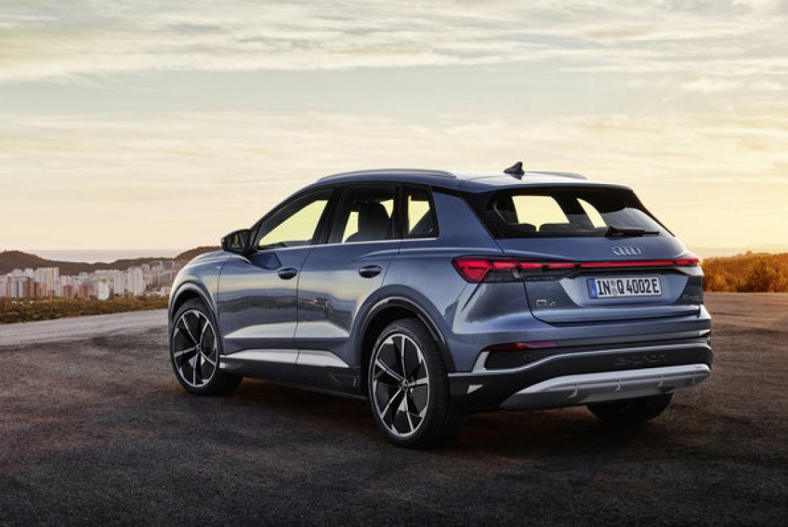 Audi Q4 e-tron, pronto en Canarias