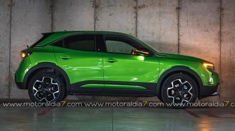 Opel Mokka e, 100% eléctrico