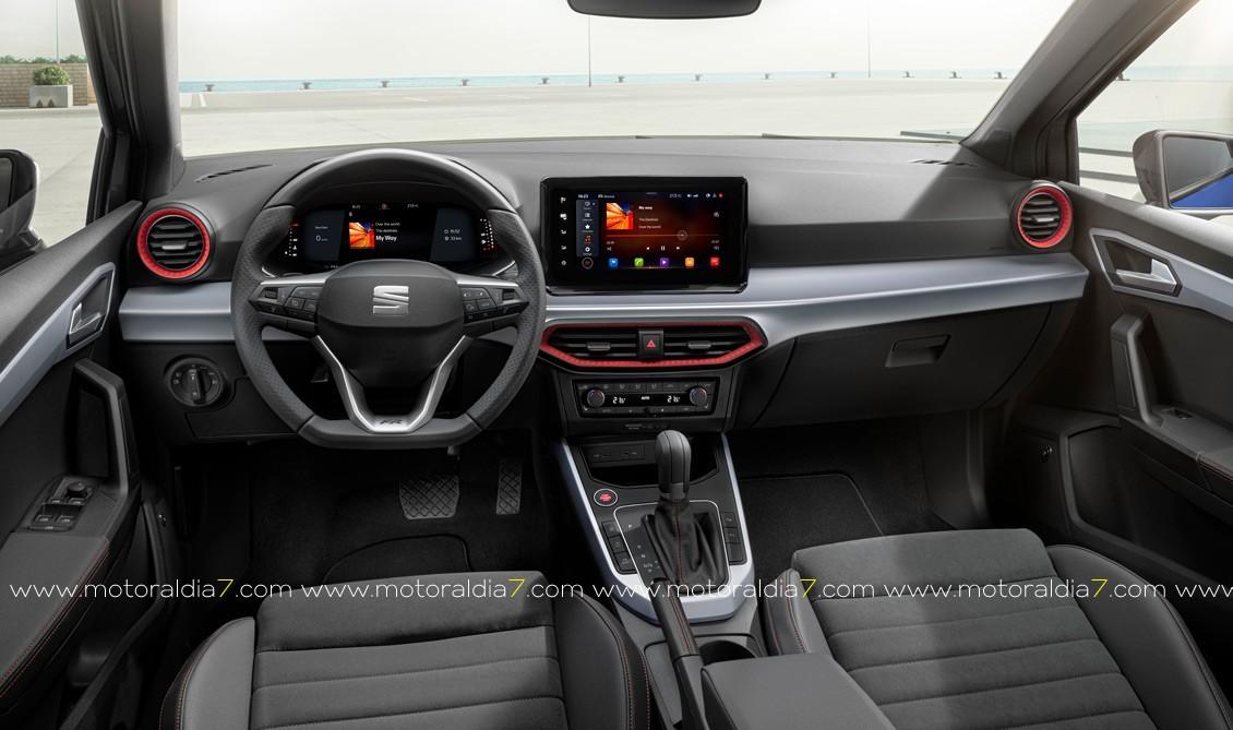 El nuevo SEAT Arona ya está disponible