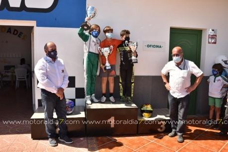 El Regional de Karting se disputó en Lanzarote