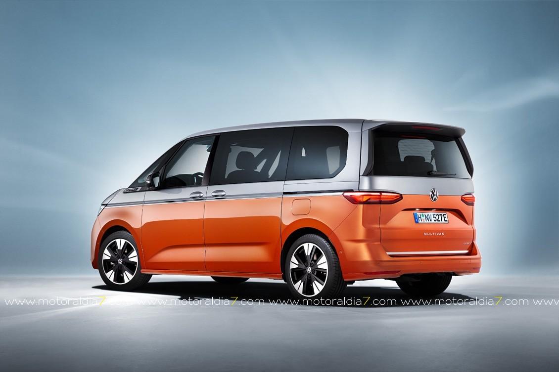 Volkswagen Multivan, el icono se renueva