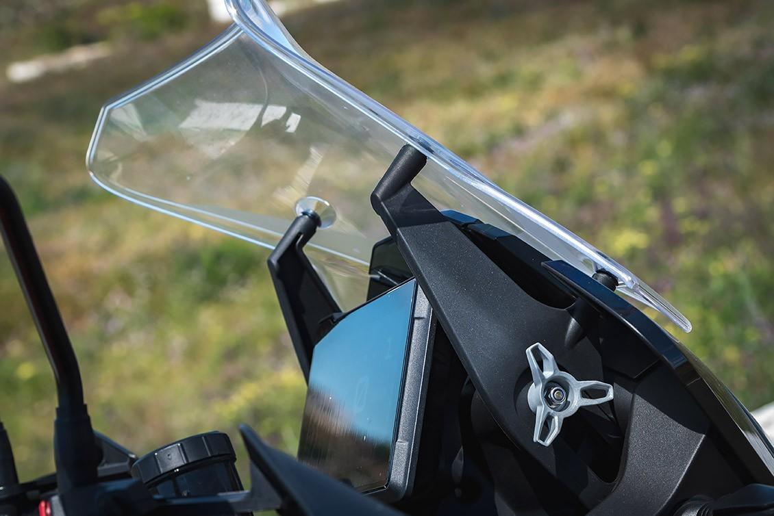 KTM 1290 S ADV S Rompiendo moldes