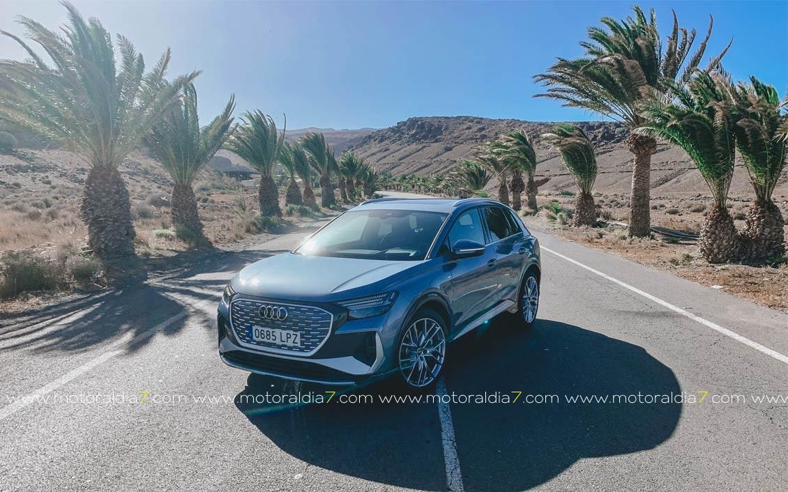 Audi Q4 e-tron, movilidad, calidad y lujo