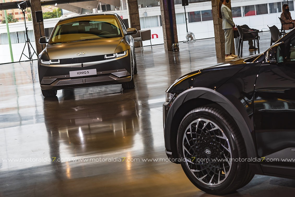 Hyundai IONIQ 5, un eléctrico Premiun