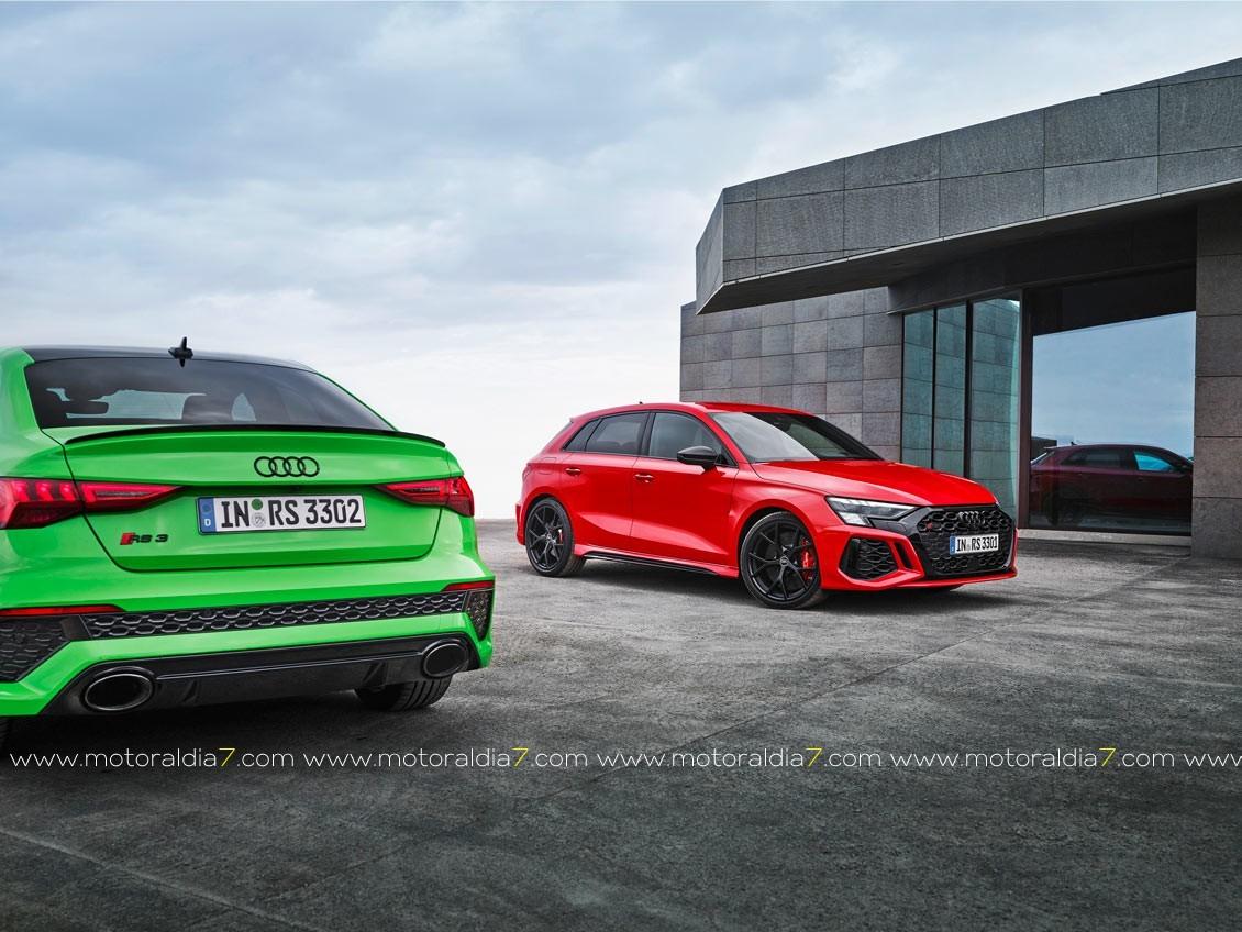 Audi RS3, 400 CV