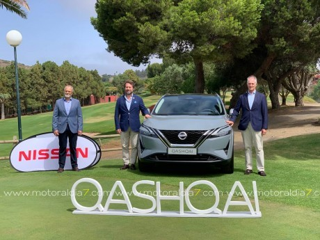 Tercera generación del Nissan Qashqai