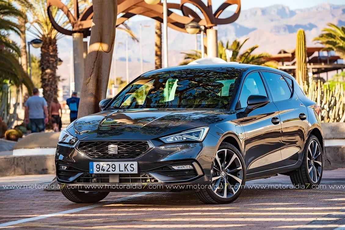Eléctricos e híbridos, son el 7,27% de los coches vendidos en Canarias