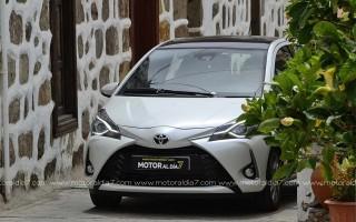 Toyota Yaris, todo un símbolo en Canarias