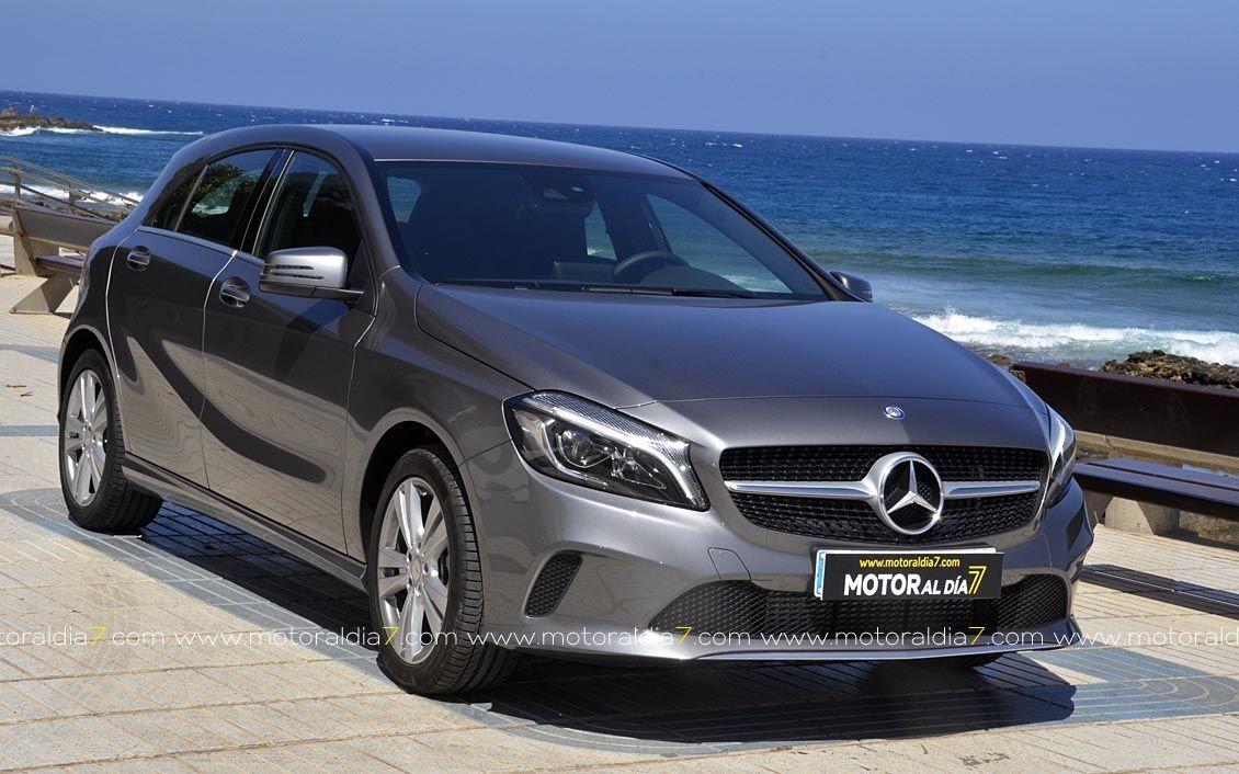 Mercedes Clase A, compacto premium