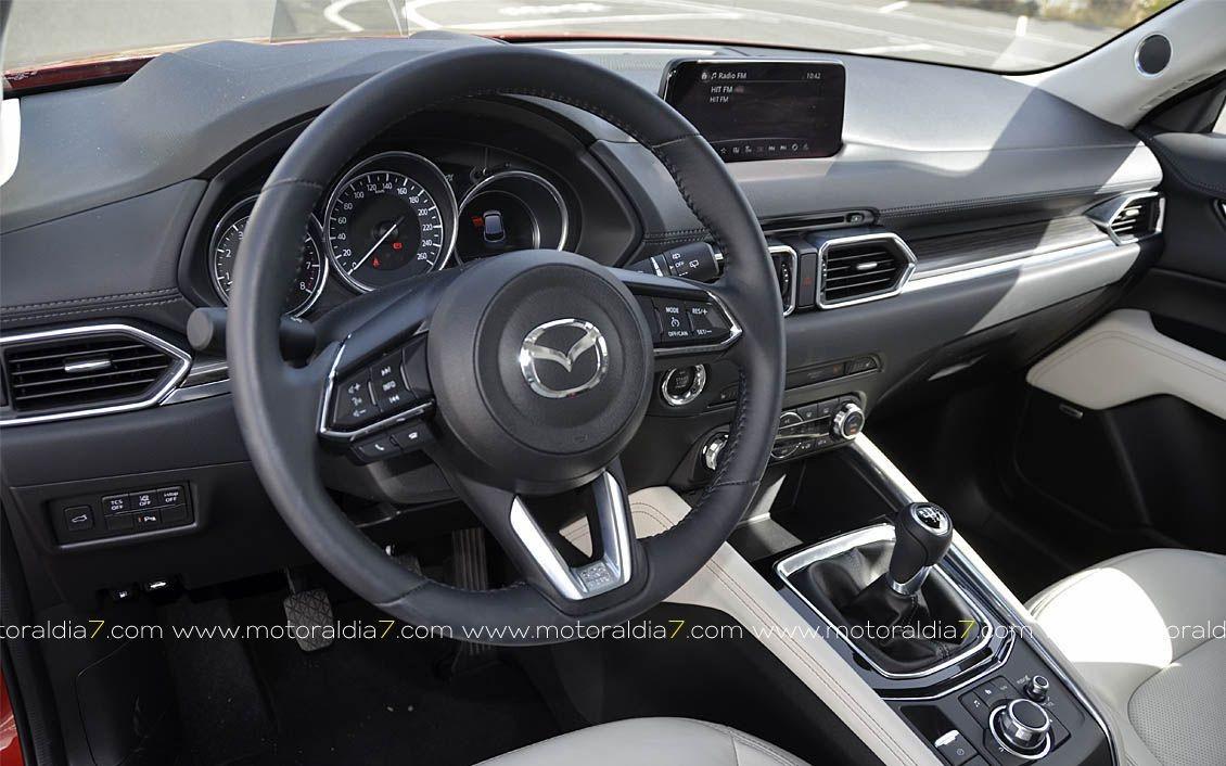 Mazda CX5, fusión de hombre y máquina