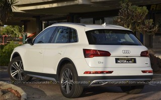 Audi Q5, para disfrutar con un SUV