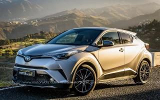 Toyota C-HR eficiencia garantizada