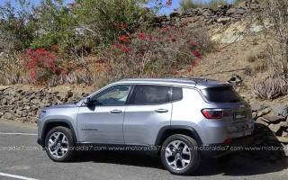 Jeep Compass, vuelve la esencia americana