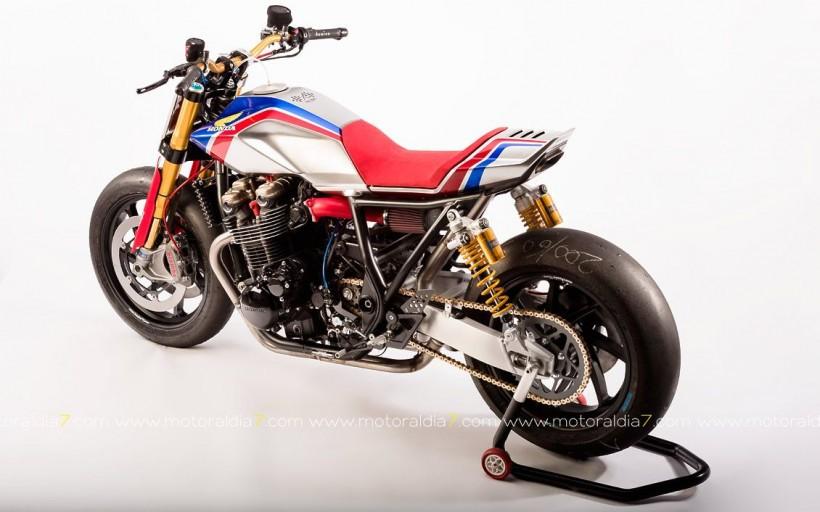 Basadas en modelos de la gama Honda actual