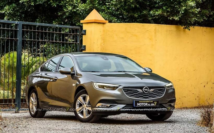 Opel Insignia, el bienestar
