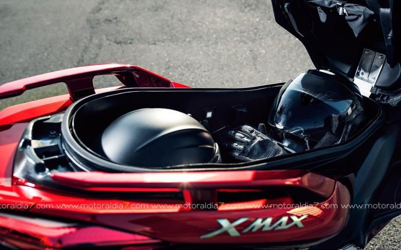 La que faltaba en la gama XMax 2018