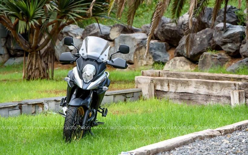 Feng Shui V-Strom 650 XT