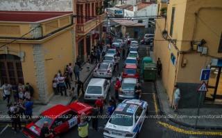 Verificaciones en la Subida Icod La Guancha