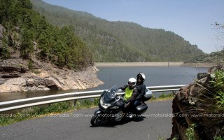 Salida Triumph Las Palmas - Abril