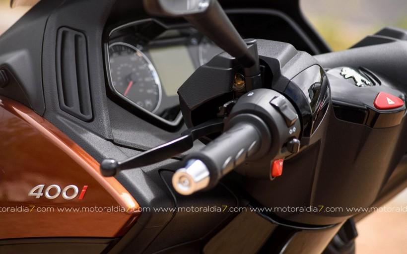 Nueva Peugeot Metropolis, notable mejoría