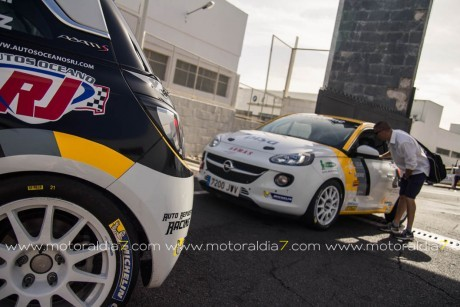 El Rally Isla de Tenerife al detalle