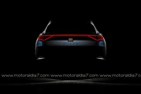CUPRA presenta su primer concept-car