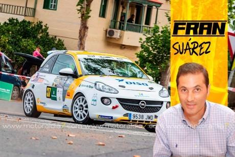 Fran Suárez vuelve a la competición
